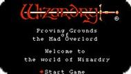 Игра Колдовство: Безумный Повелитель / Wizardry: Mad Overlord (NES)