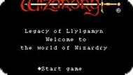 Игра Колдовство 2: Наследие Лилгамин / Wizardry II: Legacy of Llylgamyn (NES)