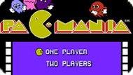Игра Пакмания / Pac-mania (NES)
