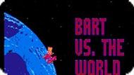 Игра Симпсоны: Барт против мира / Simpsons: Bart Vs. the World (NES)