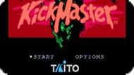 Игра Удар Мастера / Kick Master (NES)