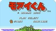 Игра Моай-Кун / Moai-kun (NES)