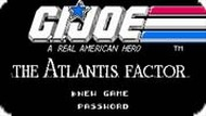 Игра Американский солдат Джо: Фактор Атлантиды / G.I. Joe: The Atlantis Factor (NES)
