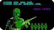 Игра Тихое нападение / Silent Assault (NES)