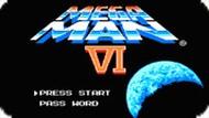 Игра Мегамен 6 / MegaMan 6 (NES)