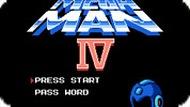 Игра Мегамен 4 / MegaMan 4 (NES)