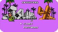 Игра Остров приключений 4 / Adventure Island VI (NES)