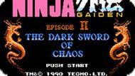 Игра Ниндзя Гайдн 2 / Ninja Gaiden 2 (NES)