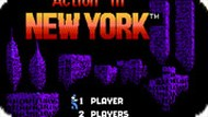 Игра В Нью-Йорке / Action in New York (NES)