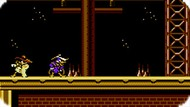 Игра Черный Плащ против Атниплаща / Darkwing Duck Advance (NES)