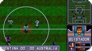Игра Профессиональный футбол / AWS Pro Moves Soccer (SEGA)