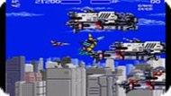 Игра Аэро бластеры / Aero Blasters (SEGA)