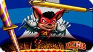 Игра Аэро: летучая мышь акробат  / Aero the Acro-Bat (SEGA)