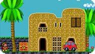 Игра Алекс Кидд в заколдованном замке / Alex Kidd in the Enchanted Castle (SEGA)