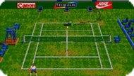 Игра Теннис с Андре Агасси / Andre Agassi Tennis (SEGA)
