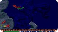 Игра Маленькая русалочка Ариэль / Ariel The Little Mermaid (SEGA)
