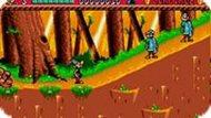 Игра Астерикс и сила Богов / Asterix and the Power of the Gods (SEGA)