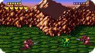Игра Батлтоадс: боевые жабы / Battletoads (SEGA)