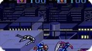 Игра Капитан Америка и Мстители / Capitain America & Avengers (SEGA)