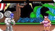 Игра Боец из глины / Clay Fighter (SEGA)