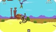 Игра Разгром в пустыне / Desert Demolition (SEGA)