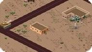 Игра Битва в пустыне: Возвращение в Залив / Desert Strike: Return to the Gulf (SEGA)