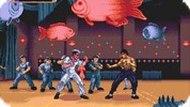 Игра Дракон: история Брюс Ли / Dragon The Bruce Lee Story (SEGA)
