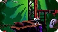 Игра Земляной Червяк Джим / Earthworm Jim (SEGA)