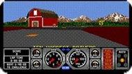 Игра Жесткие вождение / Hard Drivin (SEGA)