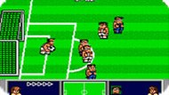 Игра Кунио Кун: школьный футбол / High School Soccer: Kunio Kun (SEGA)