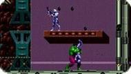 Игра Невероятный Халк / Incredible Hulk (SEGA)