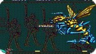 Игра Инспектор Икс / Insector X (SEGA)