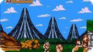 Игра Джо и Мак: пещерные ниндзя / Joe and Mac Caveman Ninja (SEGA)