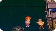 Игра Кагеки: кулаки из стали / Ka-Ge-Ki: Fists of Steel (SEGA)