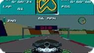 Игра Супер мотогонки на Кавасаки / Kawasaki Superbike Challenge (SEGA)