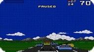 Игра Лотус: турбо-соревнования / Lotus Turbo Challenge (SEGA)