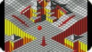 Игра Мраморное безумие / Marble Madness (SEGA)
