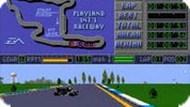 Игра Гонки Марио Андретти / Mario Andretti Racing (SEGA)