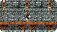 Игра Микки Мания: бесконечное путешествие Микки Мауса / Mickey Mania: Timeless Adventures of Mickey Mouse (SEGA)