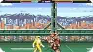 Игра Могучие рейнджеры / Mighty Morphin Power Rangers (SEGA)