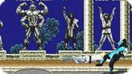 Игра Мортал комбат / Mortal Kombat (SEGA)