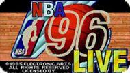 Игра НБА Лайв 96 / NBA Live 96 (SEGA)