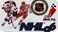 Игра Хоккей НХЛ 96 / NHL 96 (SEGA)
