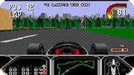 Игра Гонки ИндиКар с Найджелом Манселлом / Newman-Haas IndyCar Racing featuring Nigel Mansell (SEGA)