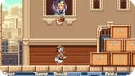 Игра Приключения Дональда Дака / Quack Shot Starring Donald Duck (SEGA)