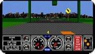 Игра Гоночное вождение / Race Drivin (SEGA)