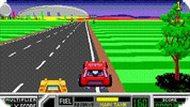 Игра Дорожные бластеры / Road Blasters (SEGA)