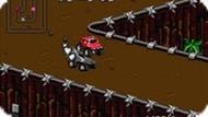 Игра Рок-н-рольные гонки / Rock n Roll Racing (SEGA)