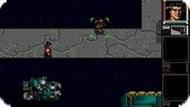 Игра Бегущий в тени / Shadowrun (SEGA)