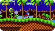 Игра Приключения ежика Соника / Sonic The Hedgehog (SEGA)